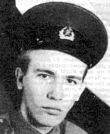 ст.радиотелефонист 3 сабатр 429 мсп гв. сержант Евгений Игоревич Шабанов
