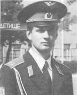командир гсбатр ст.лейтенант Олег Николаевич Забельников