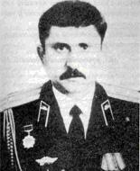 Подполковник Владимир Иванович Зрядний