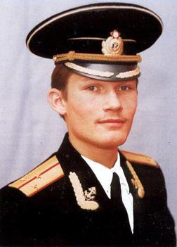 ст.лейтенант Сергей Александрович Фирсов