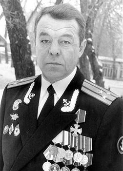 полковник А.И. Можаев