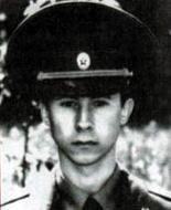 командир 1 мсв 1 мср лейтенант Андрей Васильевич Иванов
