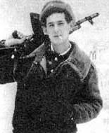 мл.сержант 8 мср Алексей Владимирович Нечаев