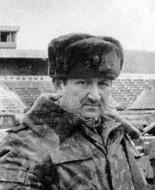 Командир 42 ак генерал-лейтенант Геннадий Николаевич Трошев