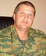 командир мсв лейтенант Олег Юрьевич Цоков