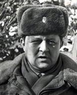 Командир обс 90 гв. тд подполковник Виктор Ситников