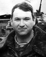 Командир 81 мсп полковник А.А. Ярославцев