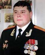 командир взвода 3 дшр лейтенант Игорь Борисевич