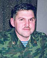 ЗКВР пдр лейтенант Борис Шаляпин