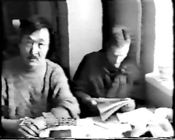 Эркебек Абдулаев и младший сержант Алексей Подмарев