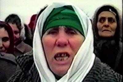 В западной части Чечни