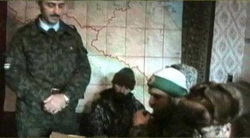 На одном из совещаний перед штурмом Грозного