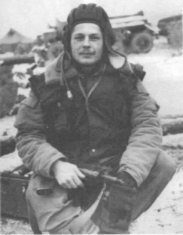 старший лейтенант Игорь Андреевич Григорашенко