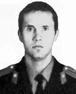 командир СОБР ГУОП Андрей Владимирович Крестьянинов