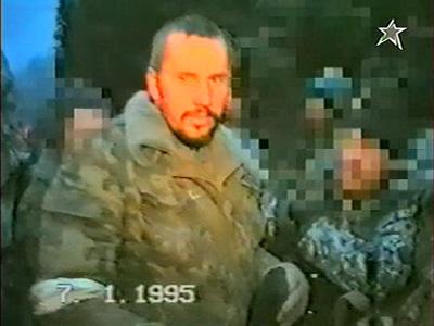 командир СОБР ГУОП Андрей Владимирович Крестьянинов после гибели Саши Карагодина