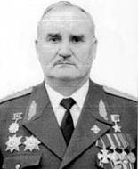 генерал Михаил Иванович Лабунец