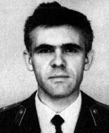 военный врач подполковник м/с Сергей Юрьевич Похлебин