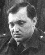 Командир 506 конвойного полка МВД подполковник Михаил П. Шепилов
