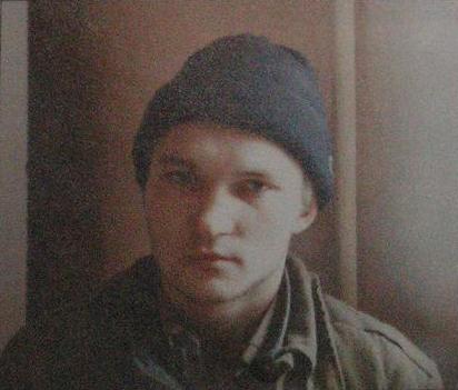 Младший сержант Алексей Подмарев