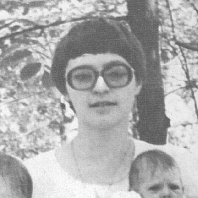 Политковская. 1980 год.
