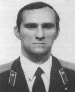Командир пдб 104 пдп подполковник Сергей Иванович Пятницких