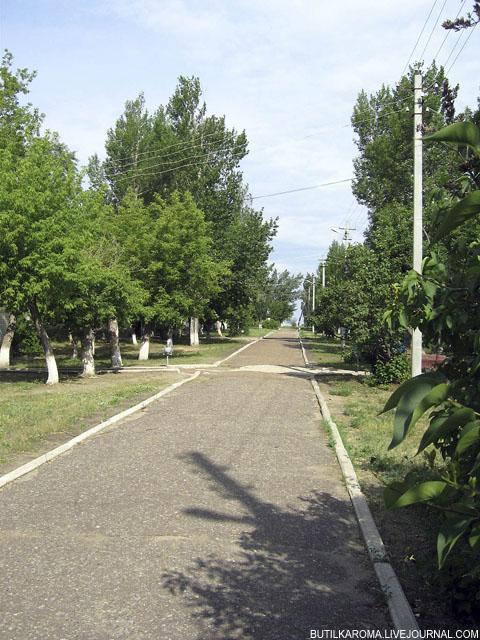 13й километр, улица