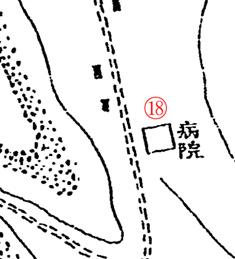 「ペトロパウロウスク」之圖. Карта Петропавловска 2(7). Надпись 18