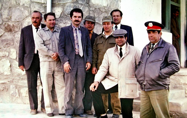 Группа советников провинции Бадахшан