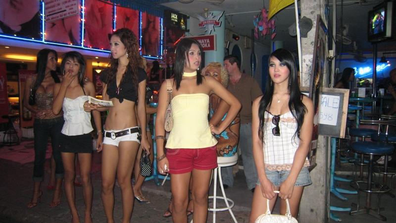 Проституция в Таиланде проститутки Тайланда