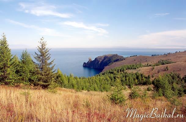 озеро Байкал, мыс Хобой
