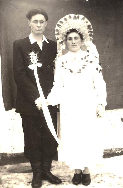 Свадебное платье для покойницы