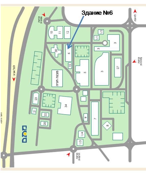 Карта Матама.