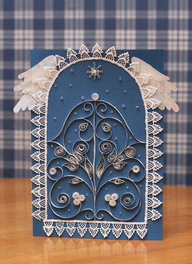 Рождественская открытка на конкурс мастер класс, моим друзьям стихами