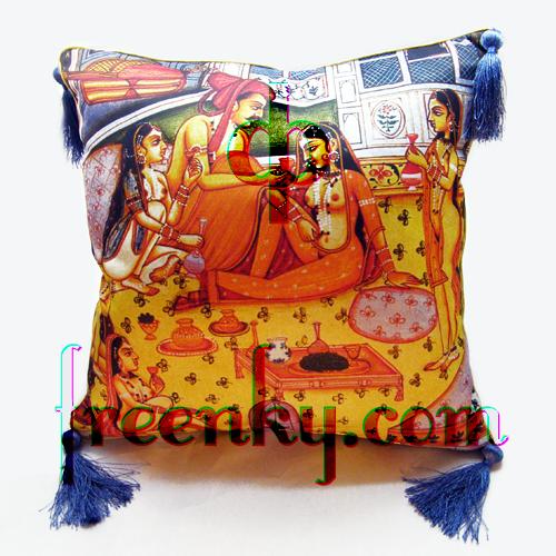 купить прекрасную подушку FREENKY KAMASUTRA