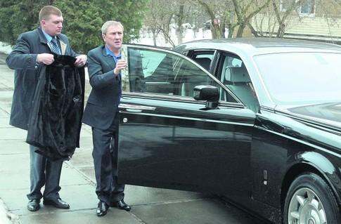 Как охраняют мэра и администрацию Киева