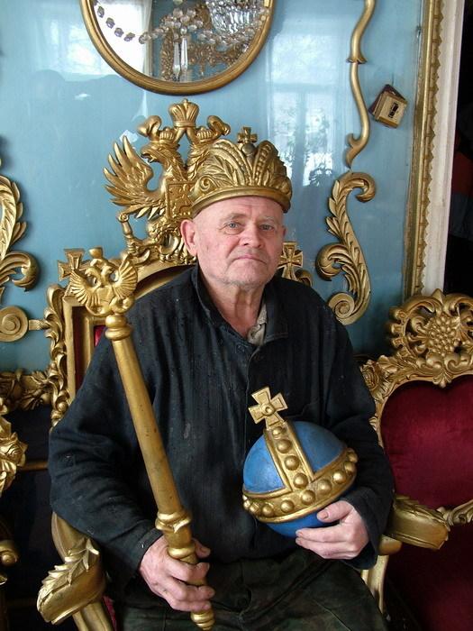 Тцарь.  Брянская обл, Климово. Акуловский дом.