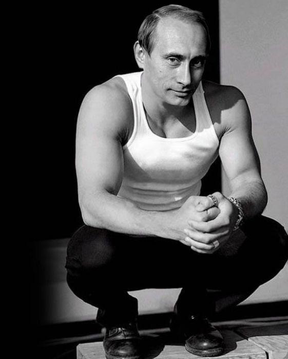 Хороший Путин
