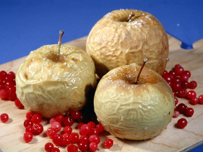 Яблоки и Клюква