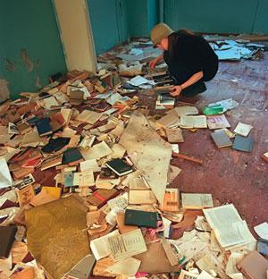 Помойка книжная