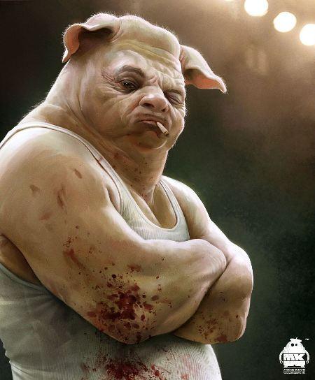 Такой дерзкий рашкинец