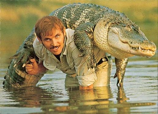 Носильщик жирных крокодилов