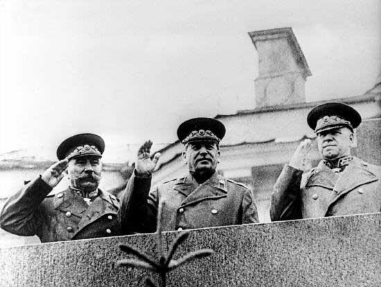 Популярный сталин