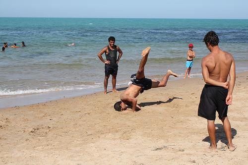 Будни тунисцев