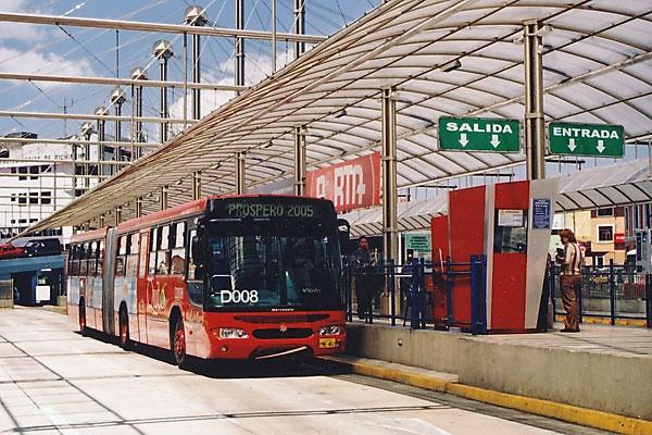 Автобус Ecovia