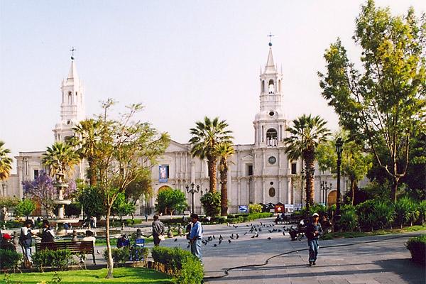 Арекипа, Кафедральный собор