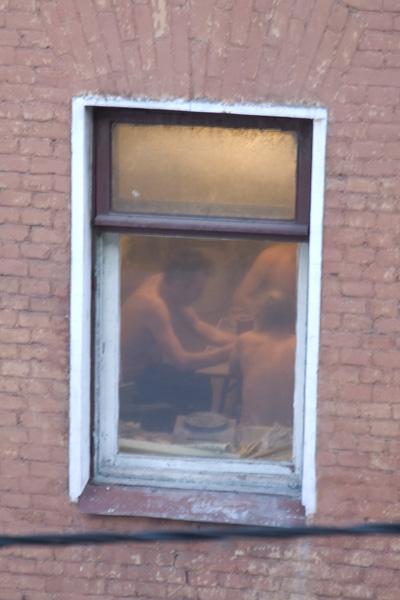 подглядывания через окна фото
