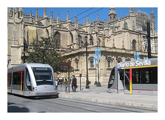 Севильский трамвай