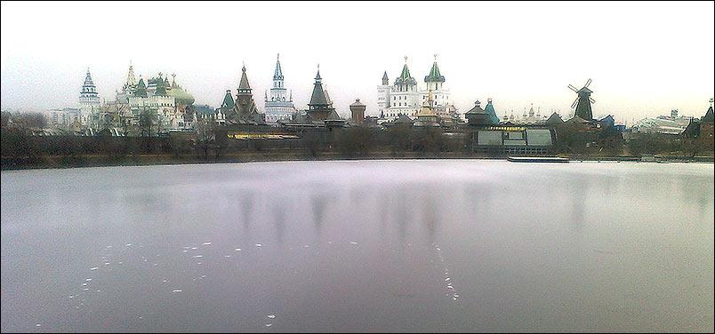 Измайлово Декабрь 2011