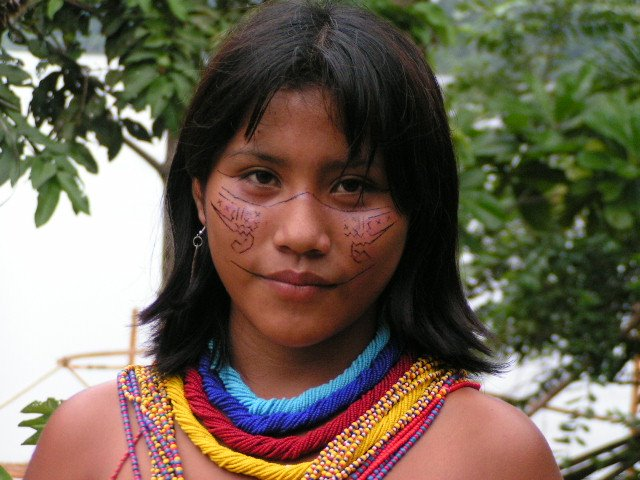 characteristics of the kalapalo indians of central brazil
