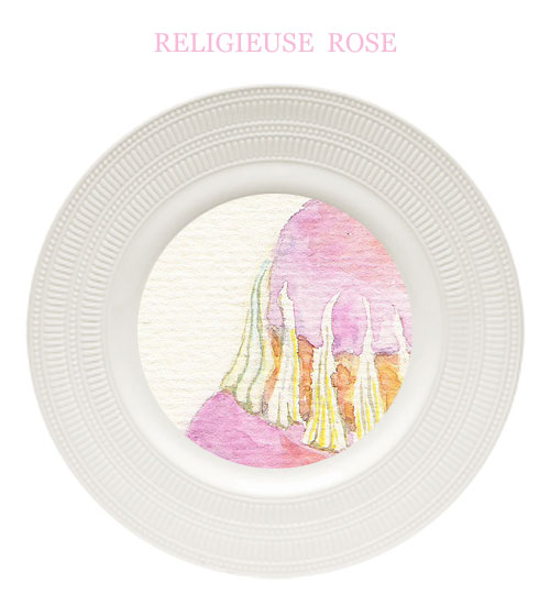 Religieuse Rose